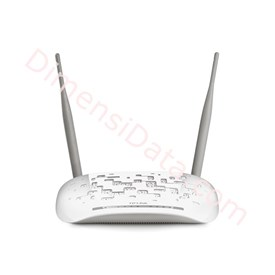 Jual Wireless Router TP-LINK ADSL2+ Modem [TD-W8968]